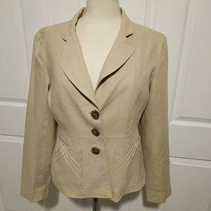 Linen Blazer/jacket
